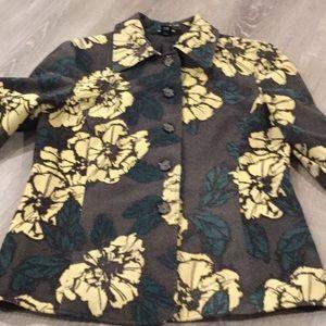 🔆🔆 Ellen Tracy~~Nice Lined Jacket 🔆🔆